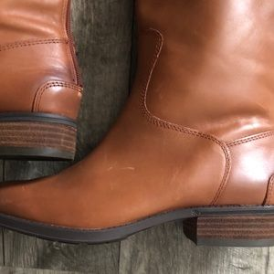 "Sam Edelman Shoes - Sam Edelman ""Penny"" Leather Boots size 8.5"